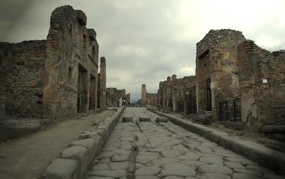 Pompei Nerededir?