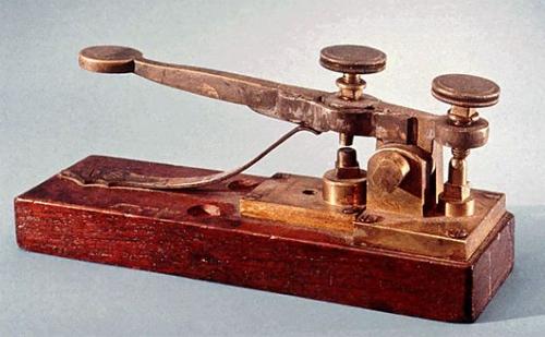Telgrafın tarihçesi